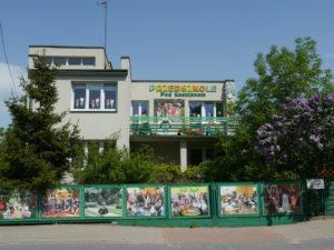 Przedszkole pod kasztanem - prywatne przedszkole